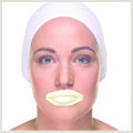 Lip Modeling Mask