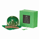 Nature's Artifacts Tibetan Singing Bowl Gift Set